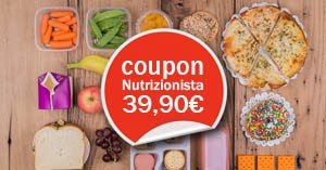 Coupon Nutrizionista